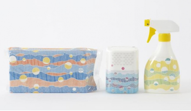 (左より)エリエール ラクらクックキッチンペーパー(大王製紙)、消臭力クリアビーズ イオン消臭プラス(エステー)、キッチン用アルコール除菌スプレー(フマキラー)