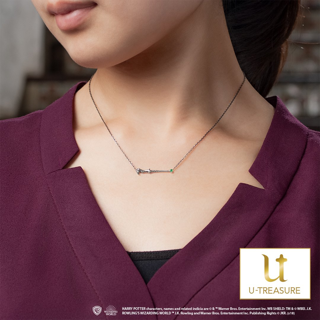 Wand Necklace -Lord Voldemort-3
