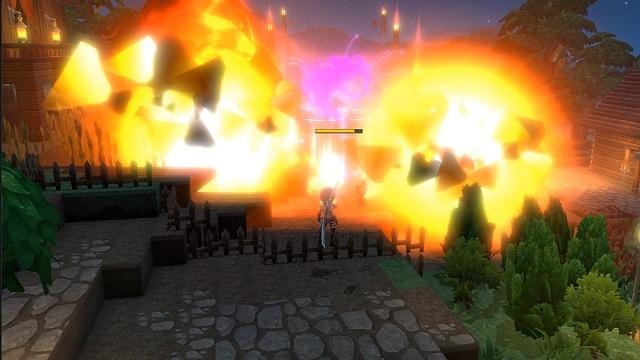 ゲーム画面2 ※画面は開発中の物です