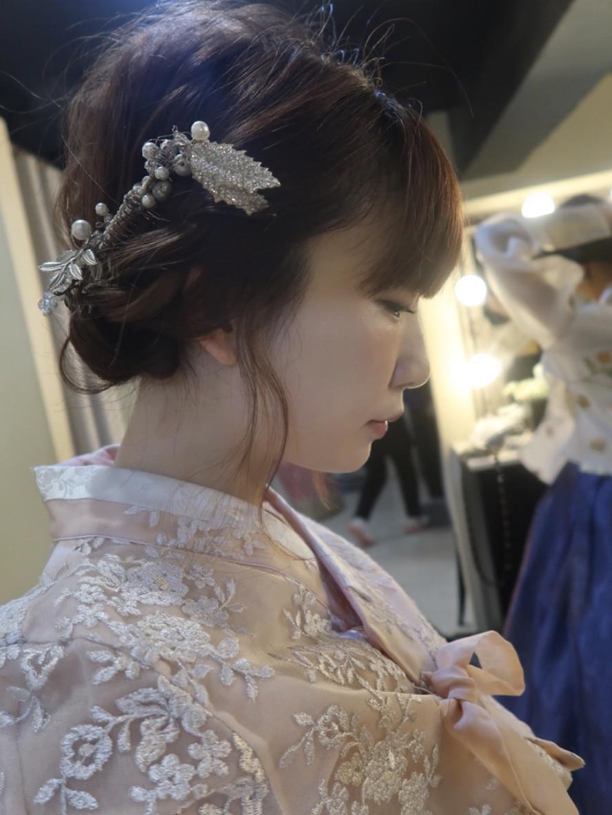 あいのり・桃、韓国でのチマチョゴリ姿に「かわいい」「ブログ史上最高