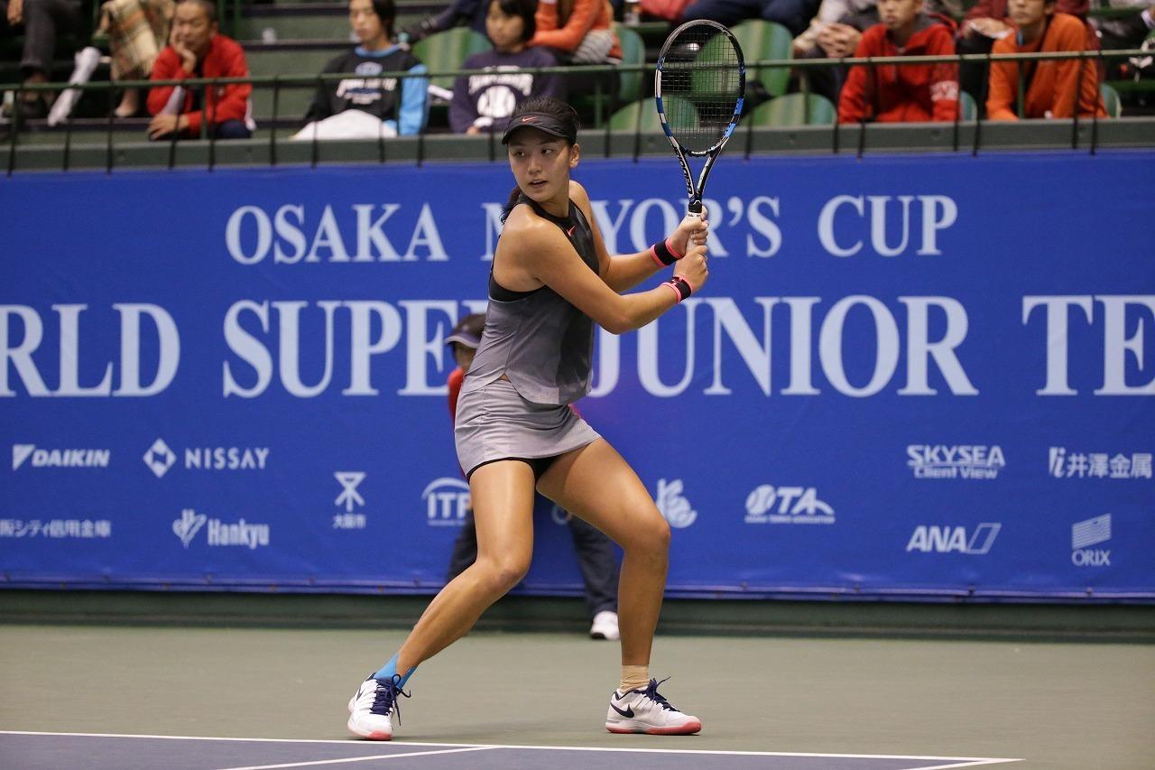 昨年の女子はワン・シンユー選手(中国)が女王となった