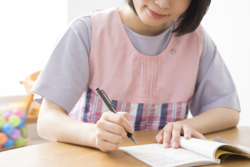 日記 手書き
