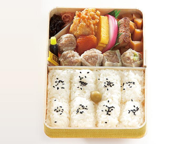 「シウマイ弁当」860円