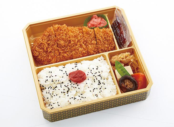 『とんかつ まい泉』の「たっぷりロースかつ弁当」993円