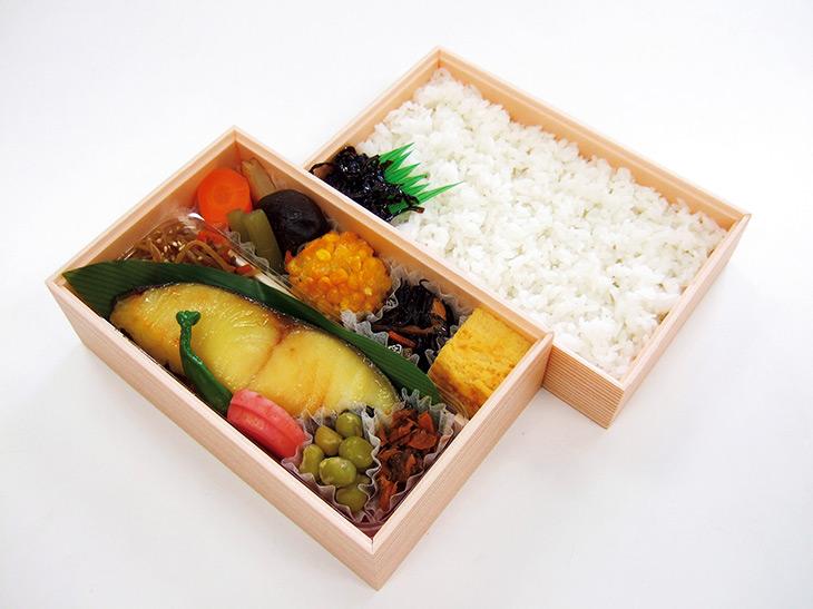 「銀だら西京焼弁当」1,890円