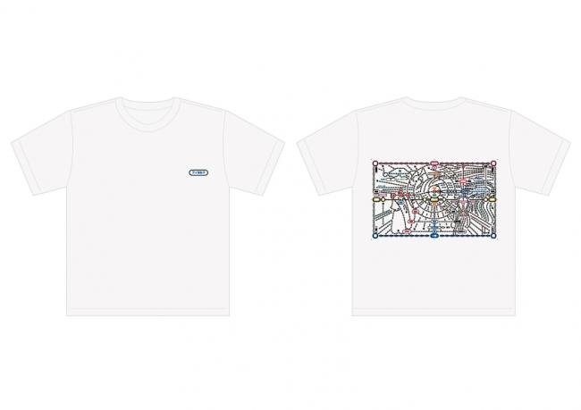 Tシャツ(よシまるシン)