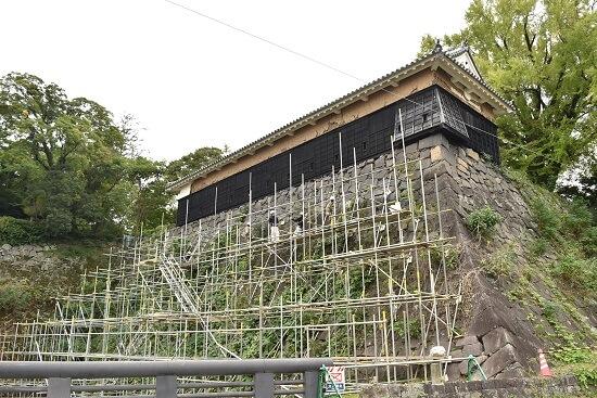 熊本城、監物櫓