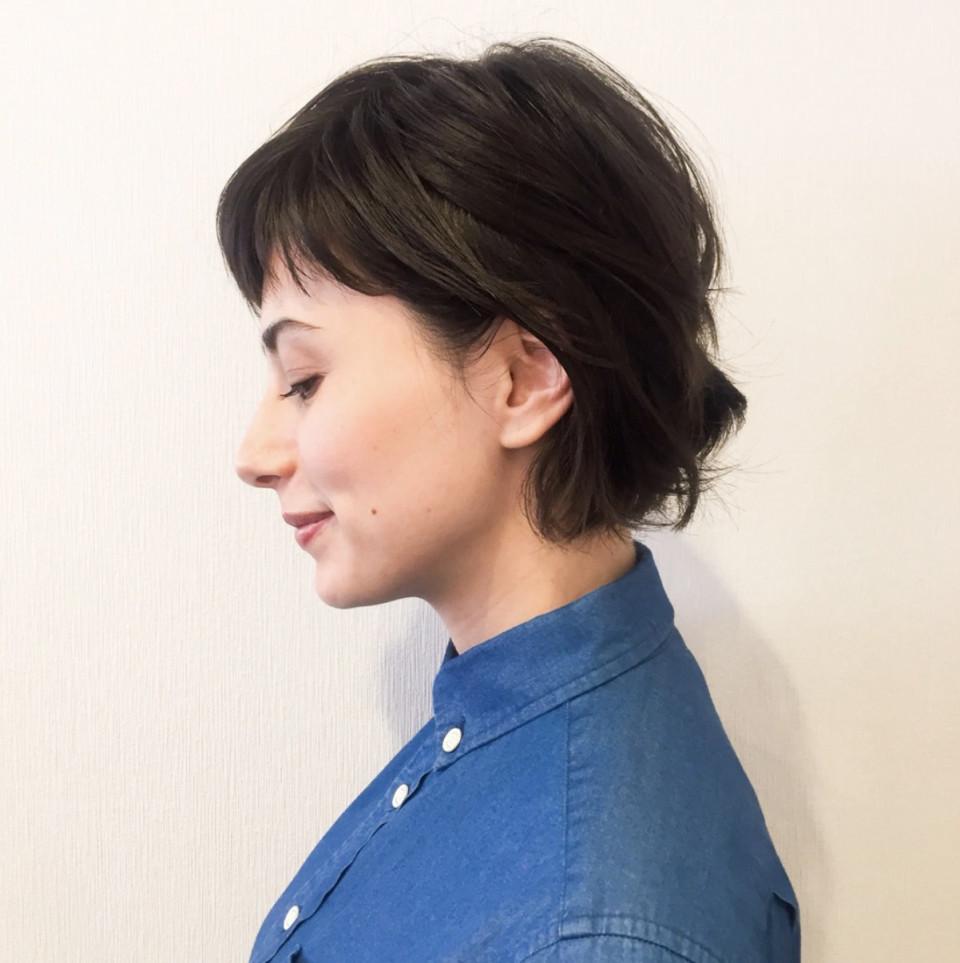 ホラン千秋、ショートのヘアアレンジを公開「転げまわるほど可愛い」の声