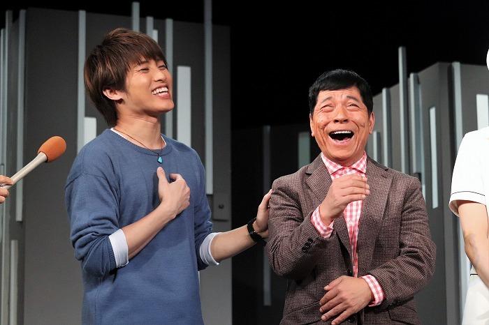 松本さんと松尾さん、仲良しムードが伝わってきます!