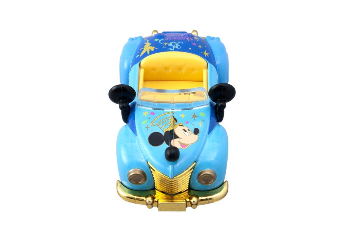 ディズニー・ビークル・コレクション ミッキーのロードスター トミカ2