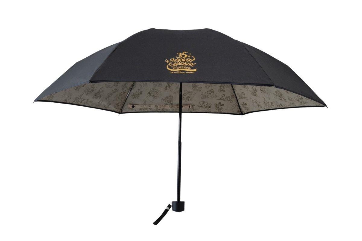 晴雨兼用傘(折りたたみ)2
