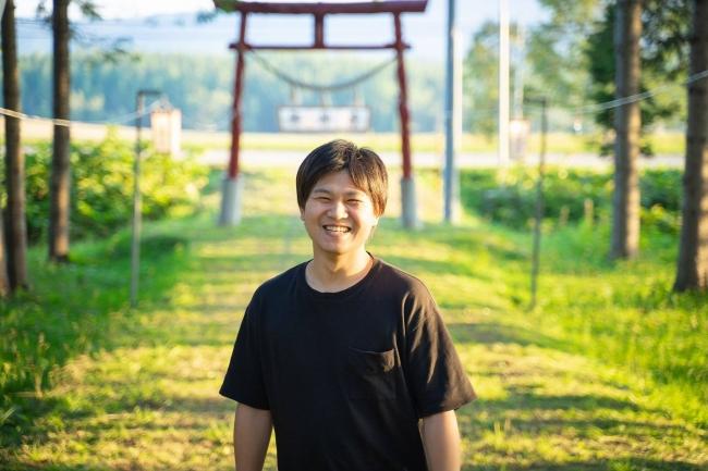 中村恵久氏(移動型農耕民)