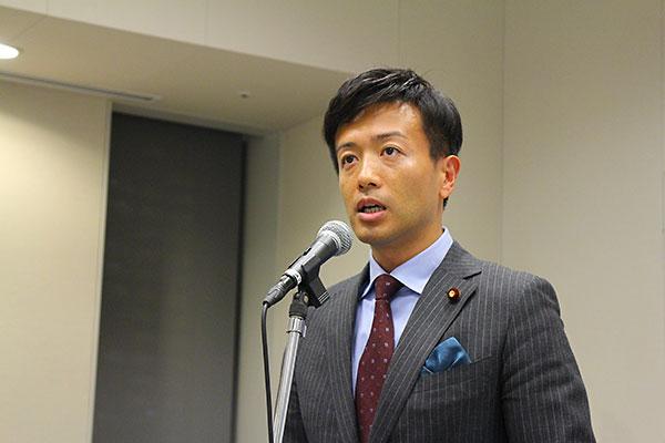 鈴木隼人衆院議員