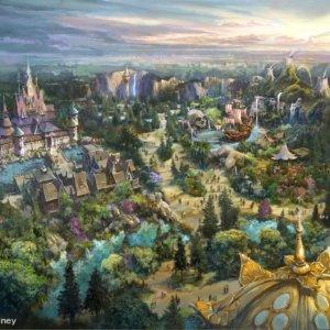 「東京ディズニーシー®大規模拡張プロジェクト」基本計画
