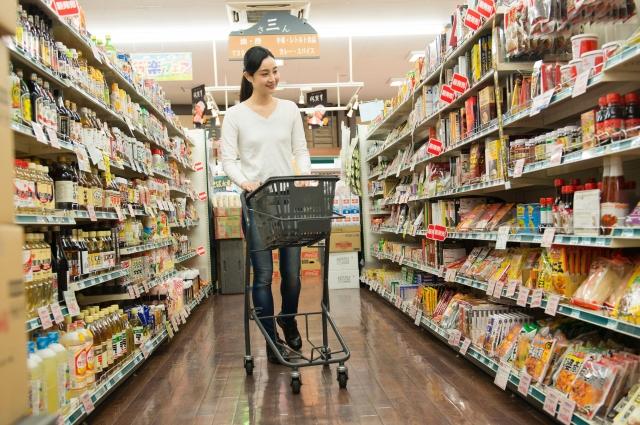 外国人菜食者向けスーパーマーケットツアー