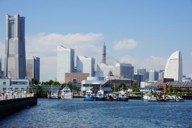 国際都市 横浜