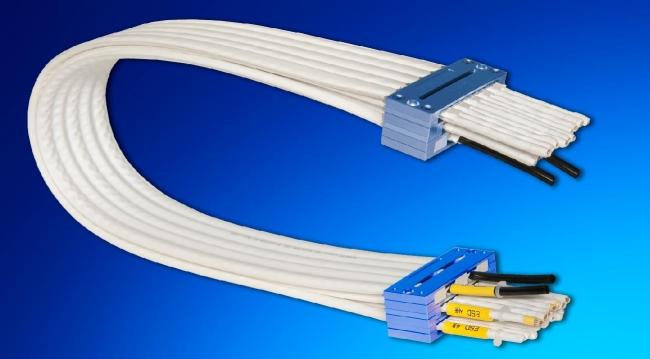 ゴア(R) トラックレス低帯電ケーブル