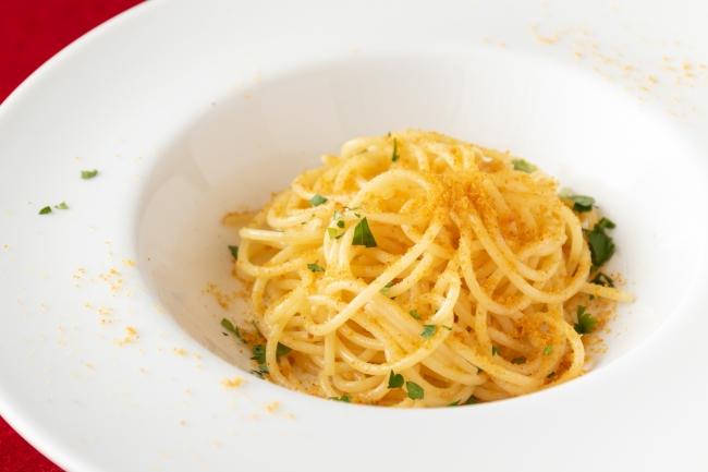 ボッタルガのスパゲッティ