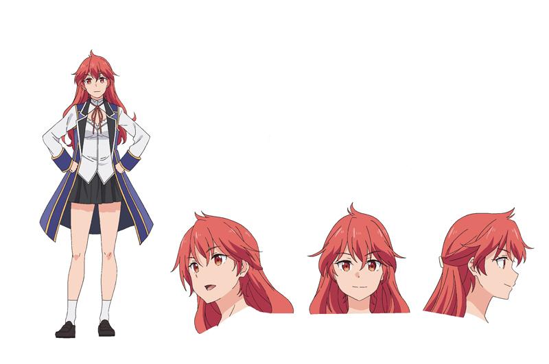 マリア(CV:若井友希)