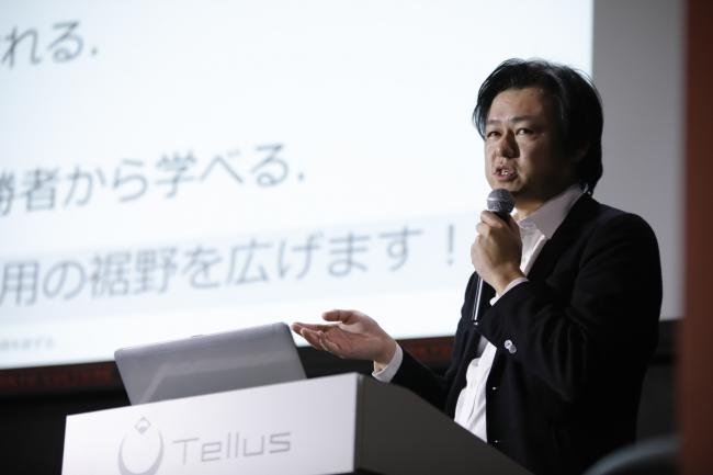 株式会社SIGNATE 代表取締役社長 CEO/CDO 齊藤 秀 氏