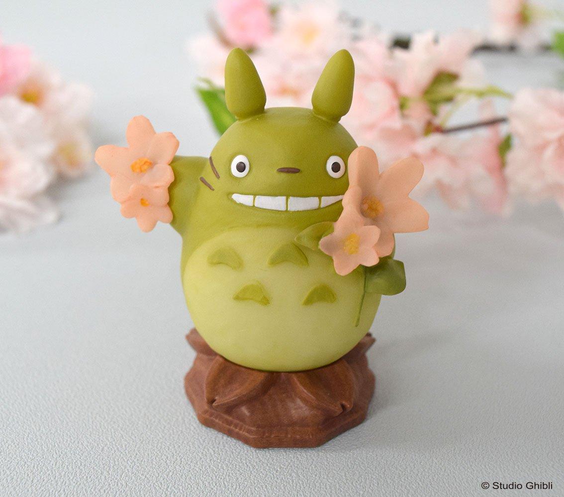 となりのトトロ SAKURAシリーズ トトロと桜