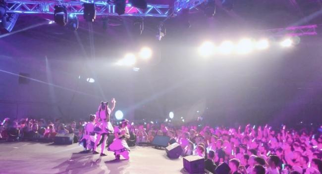2000人が沸いたOTAKUTHON2018ステージパフォーマンス
