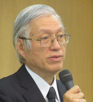 食品産業センター・村上秀徳理事長