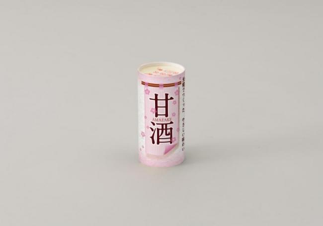 <紙製飲料容器「カートカン」>