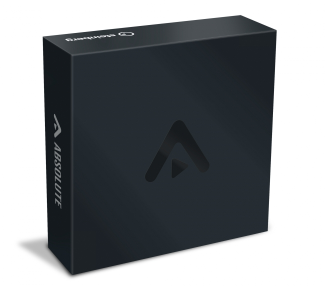 スタインバーグ ソフトウェア 『Absolute 4』 オープンプライス