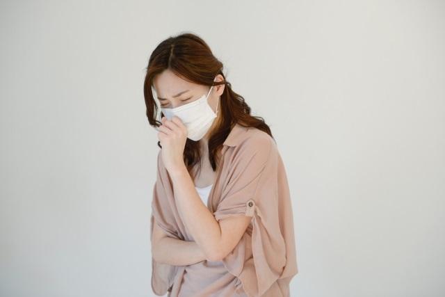 インフルエンザなのに休めない