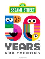 セサミストリートロゴ