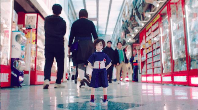 動画「中野大好きナカノさん」(4)