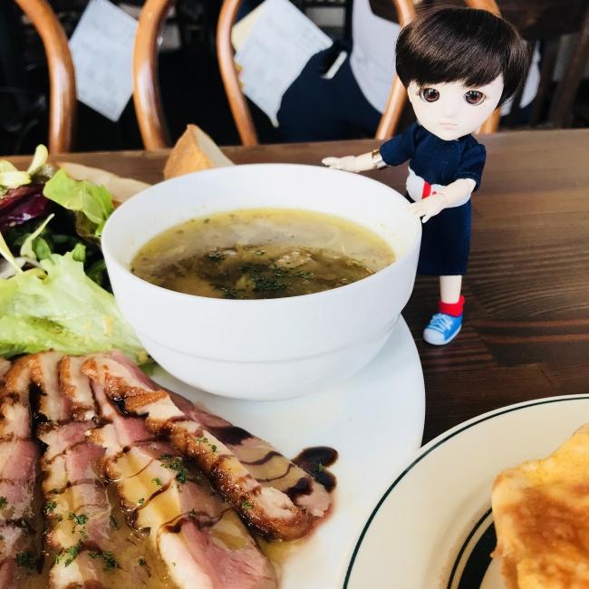 飲食店に設置するちびナカノさん(2)
