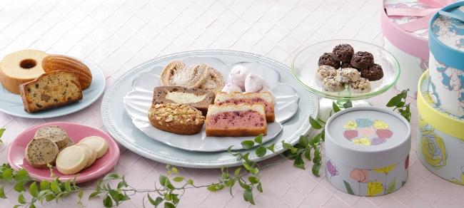 春の焼菓子集合イメージ2