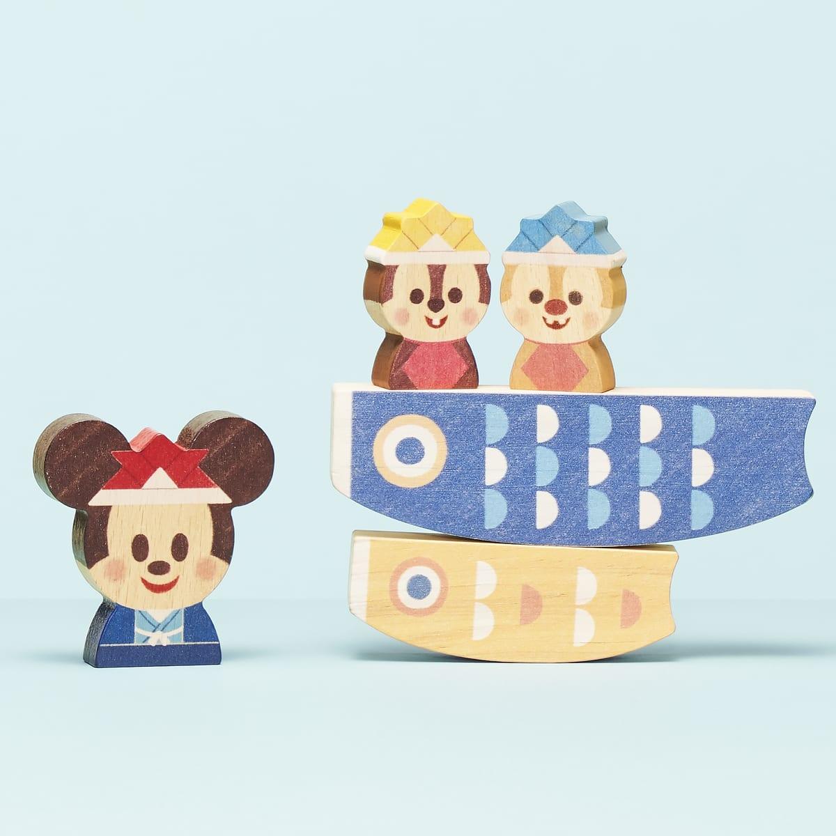 バンダイ 「Disney | KIDEA(ディズニー キディア)」こいのぼり3