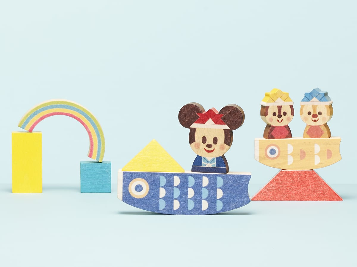 バンダイ 「Disney | KIDEA(ディズニー キディア)」こいのぼり4
