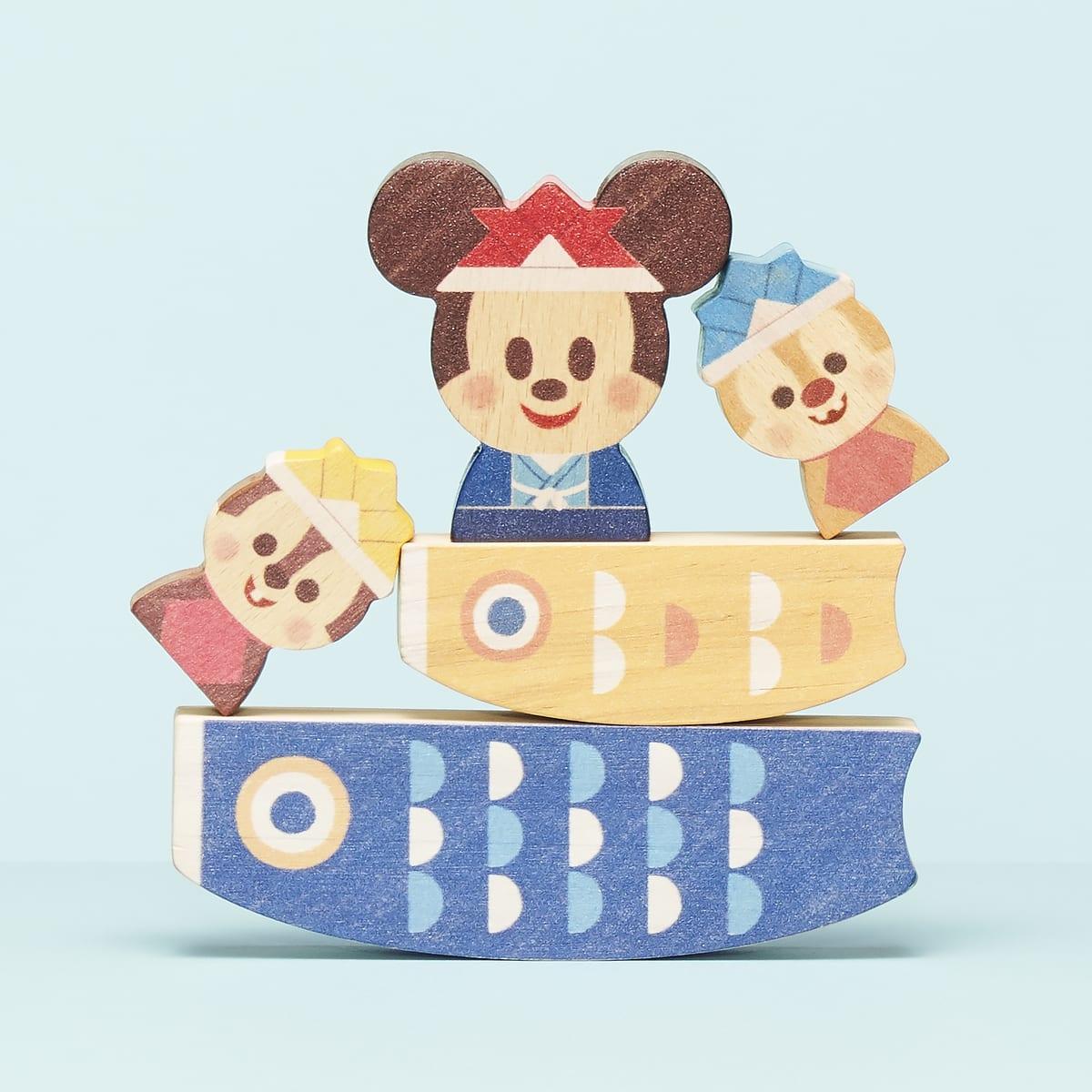 バンダイ 「Disney | KIDEA(ディズニー キディア)」こいのぼり2