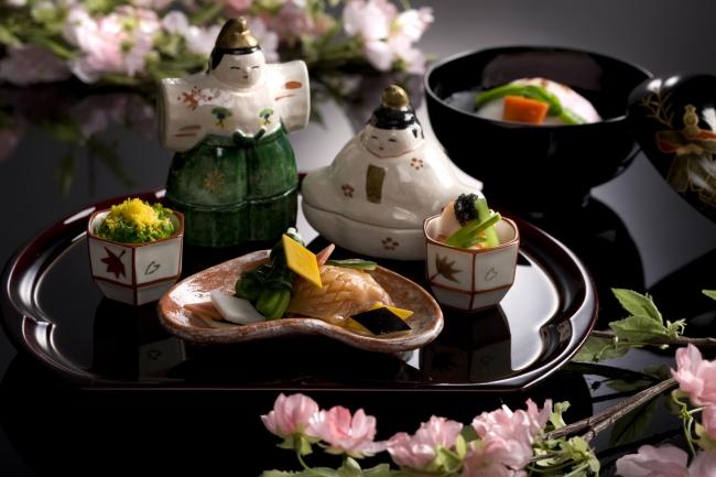 桃の節句プラン 料理(イメージ)
