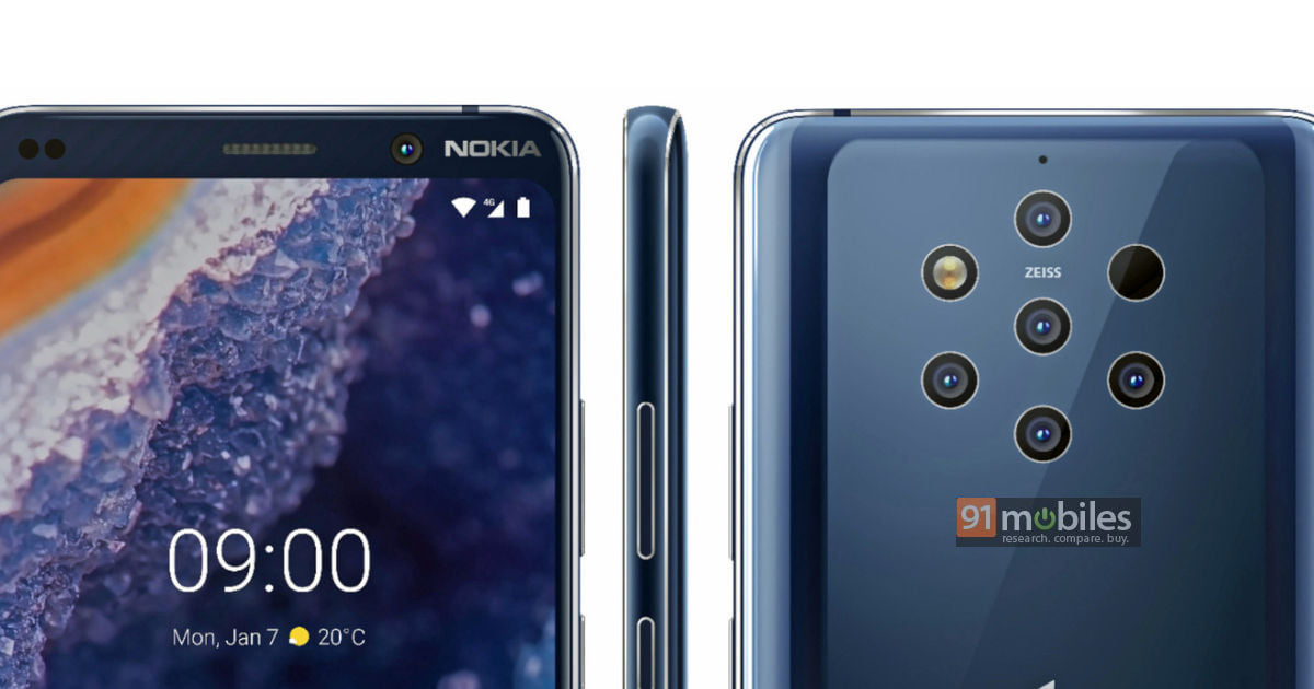 Nokia9 Pure View