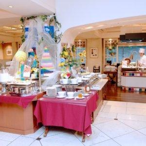 ブライトン東京ベイホテル「レストラン カシュカシュ」ブレックファストブッフェ