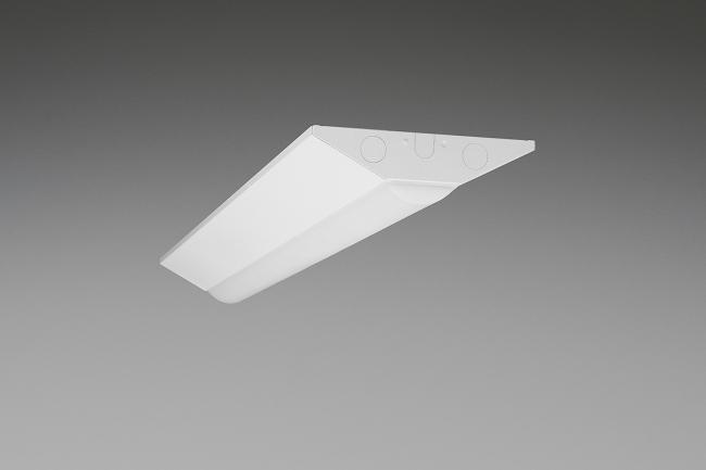 一体型LEDベースライト「iDシリーズ」リニューアル専用器具本体(直付型)