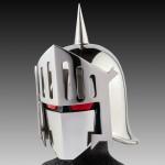 超リアル! 「キン肉マン」の人気超人、鋼のロビンマスクが1/1で誕生