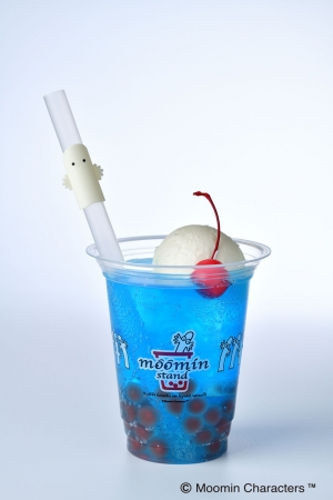 ■ブルーライチクリームソーダ