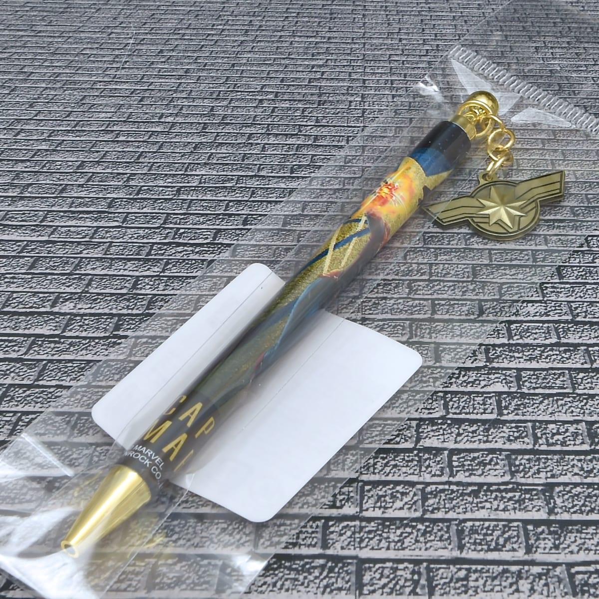 チャーム付きシャープペン