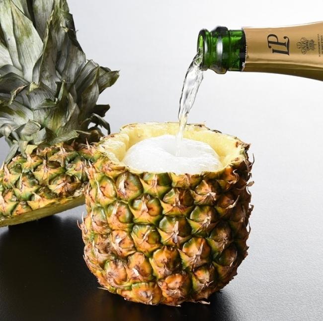 シャンパンバケーション