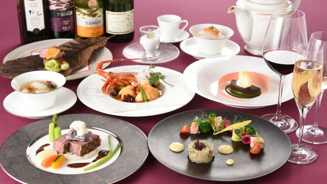 広島地酒と美食の饗宴「料理長フェア」メニュー イメージ