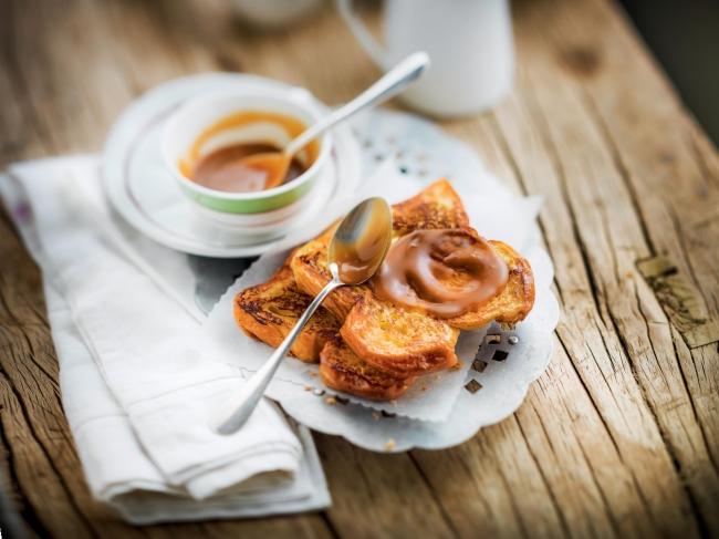 ブリオッシュのフレンチトースト_イメージ