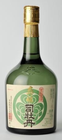 司牡丹「黒金屋」イメージ写真