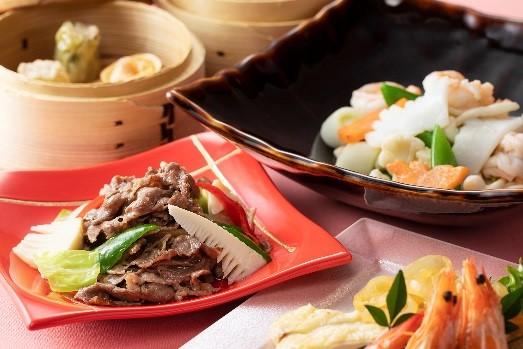 中華料理「桃李」美味彩菜