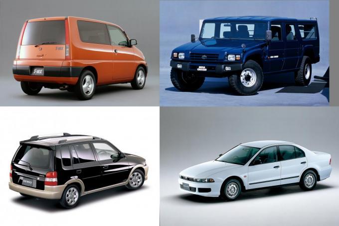 和製ハマーからナンパ師御用達のデートカーまで「平成8年生まれ」の衝撃国産車10台